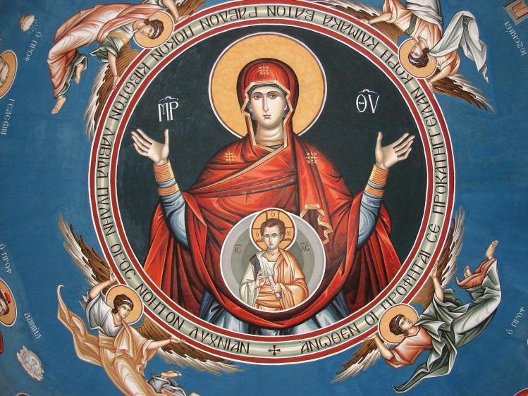 Église Mère