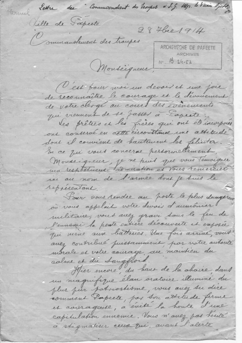 19140928 lettre de destremeau