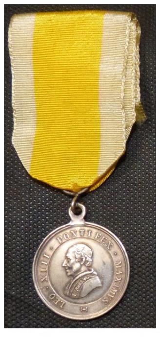 Fr ACAR Marie-Sébastien - médaille 1