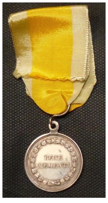 Fr ACAR Marie-Sébastien - médaille 2