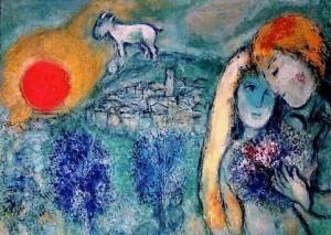 Amour chagall 300x213