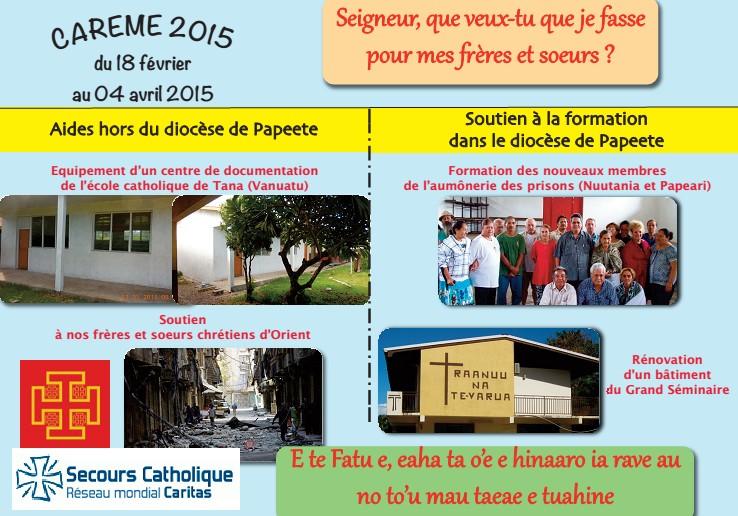 Care me 2015 affiche