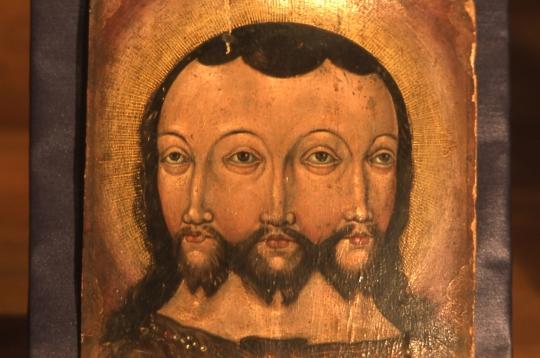 Icone trinitaire