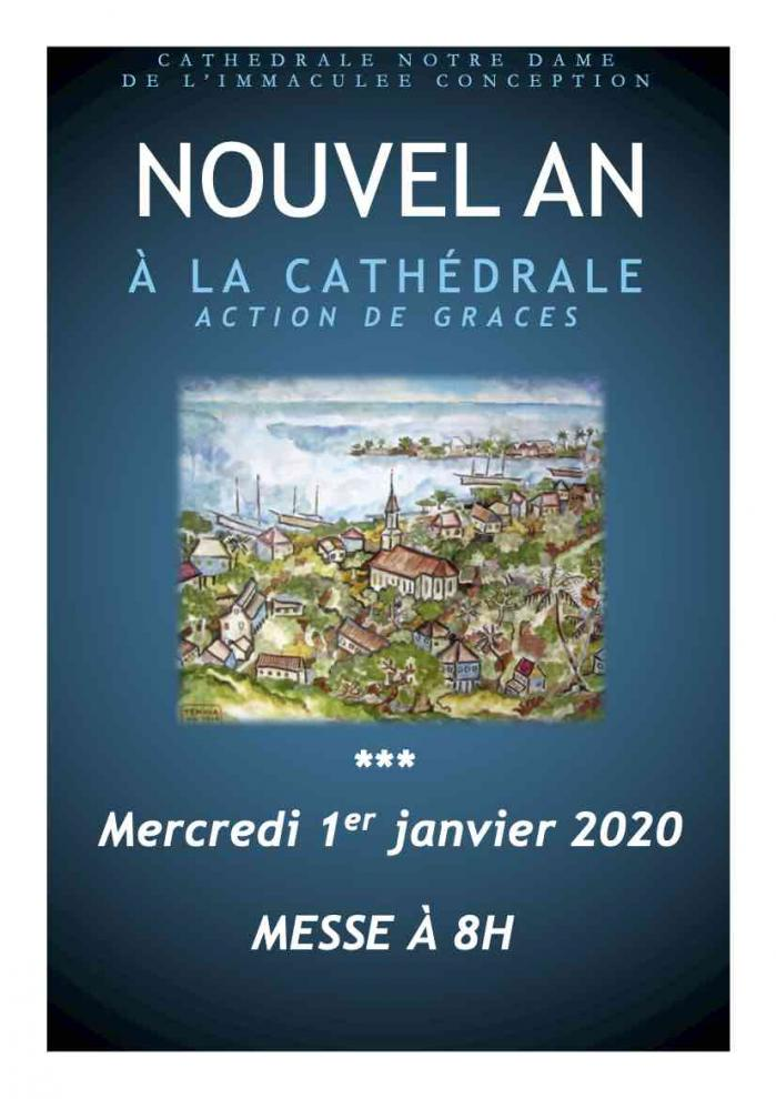 Messe du 1er janvier 2020