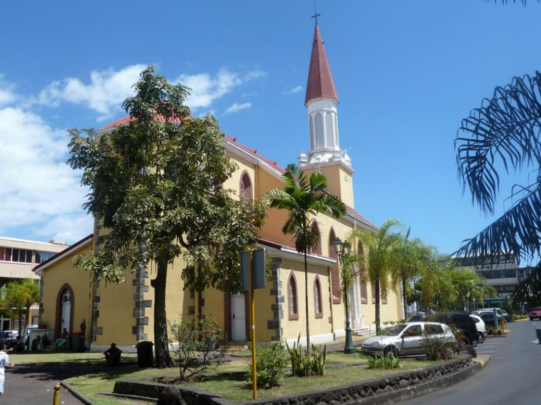 Papeete cathedrale