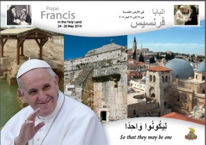Poster pope francis 300x211