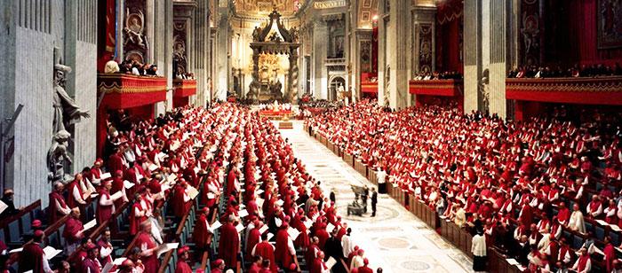 Session concile vatican 2
